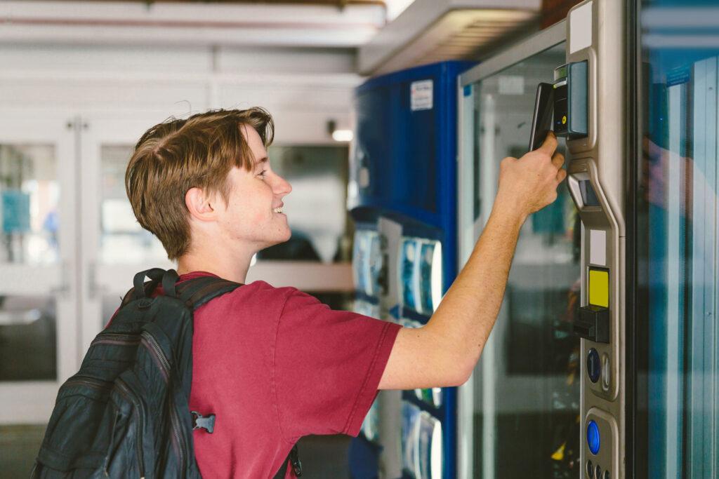 Has your vending machine seen better days